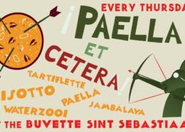 Paella et cetera
